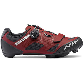Northwave Razer Schoenen Heren, dark red